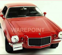 CHEVROLET CAMARO SS 350 RED 1970 by Amrican Muscle