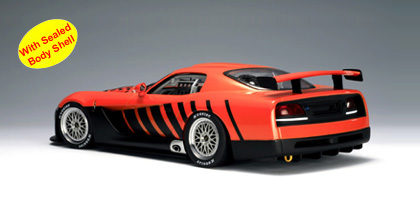 DODGE VIPER COMPETITION COUPEGO MAN GO(ORANGE) (LIMITED EDITION 3000PCS WORLDWIDE) (4)