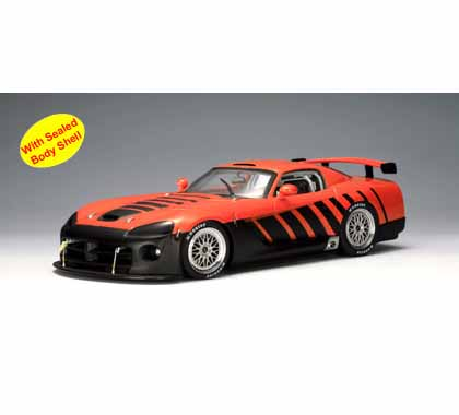 DODGE VIPER COMPETITION COUPEGO MAN GO(ORANGE) (LIMITED EDITION 3000PCS WORLDWIDE) (5)