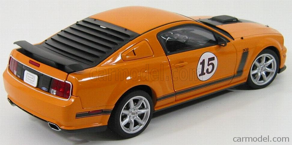 PARNELLI JONES SALEEN MUSTANG #15 – ORANGE  (4)