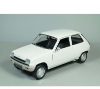 renault 5 Scale:1/18 by Norev