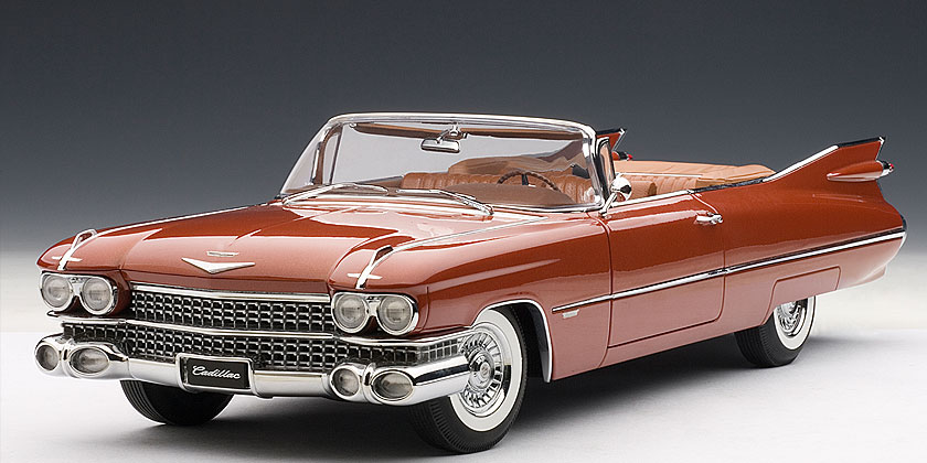 CADILLAC CONVERTIBLE SERIES 62 (4)