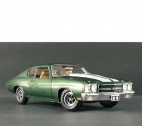 Chevrolet Chevelle 454 LS6 1970 by GMP/ACME