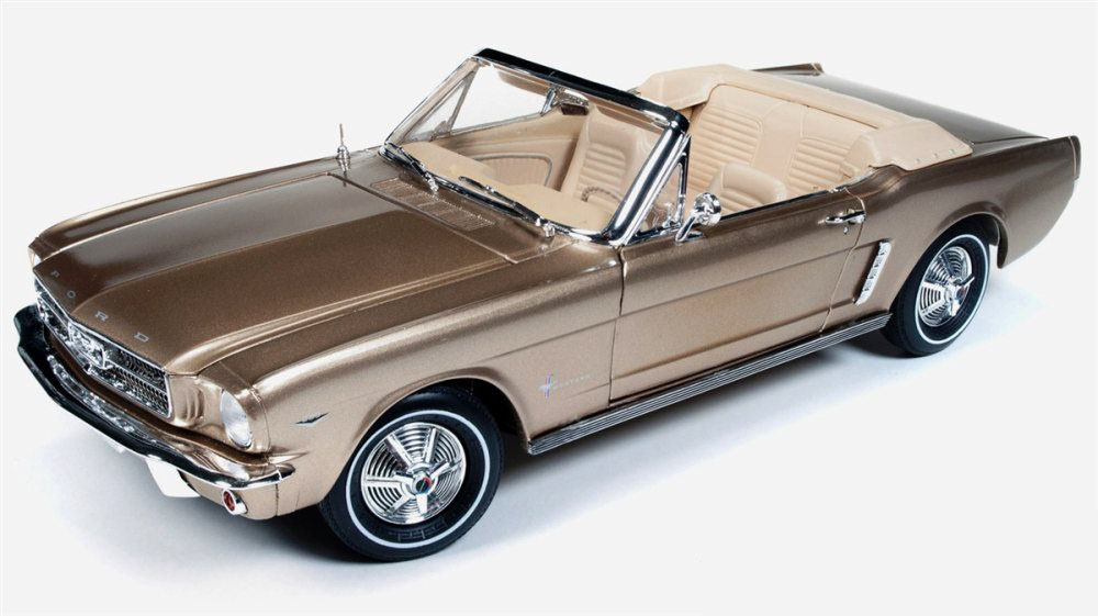 Ford Mustang Convertible 1965 by ERTL (5)