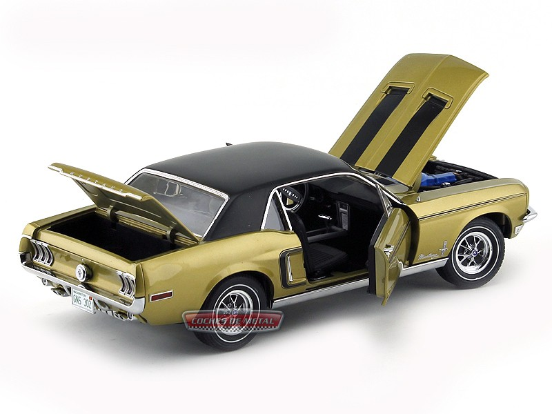 Ford Mustang Coupe Golden-Nugget 1968-Special (2)