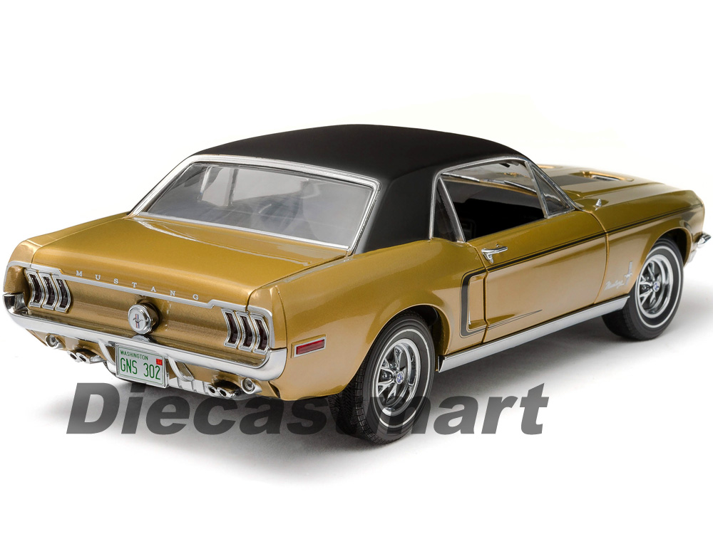 Ford Mustang Coupe Golden-Nugget 1968-Special (5)
