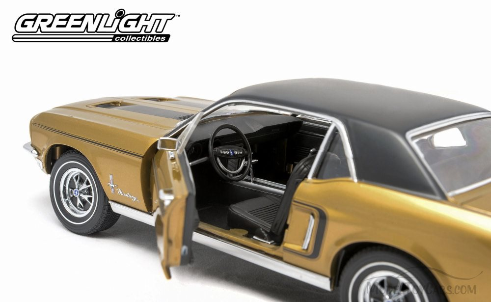 Ford Mustang Coupe Golden-Nugget 1968-Special (7)
