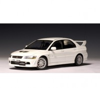MITSUBISHI LANCER EVOLUTION VII STREET CAR by Autoart