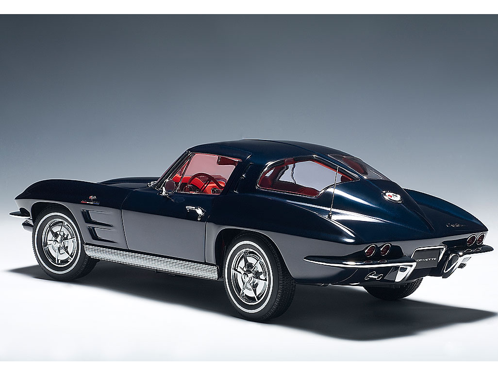 CHEVROLET CORVETTE 1963 COUPE (3)