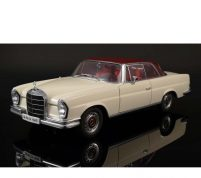 Mercedes Benz 280 SE By autoart scale 1.18