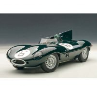 Jaguar D Type Le Mans Winner-1955