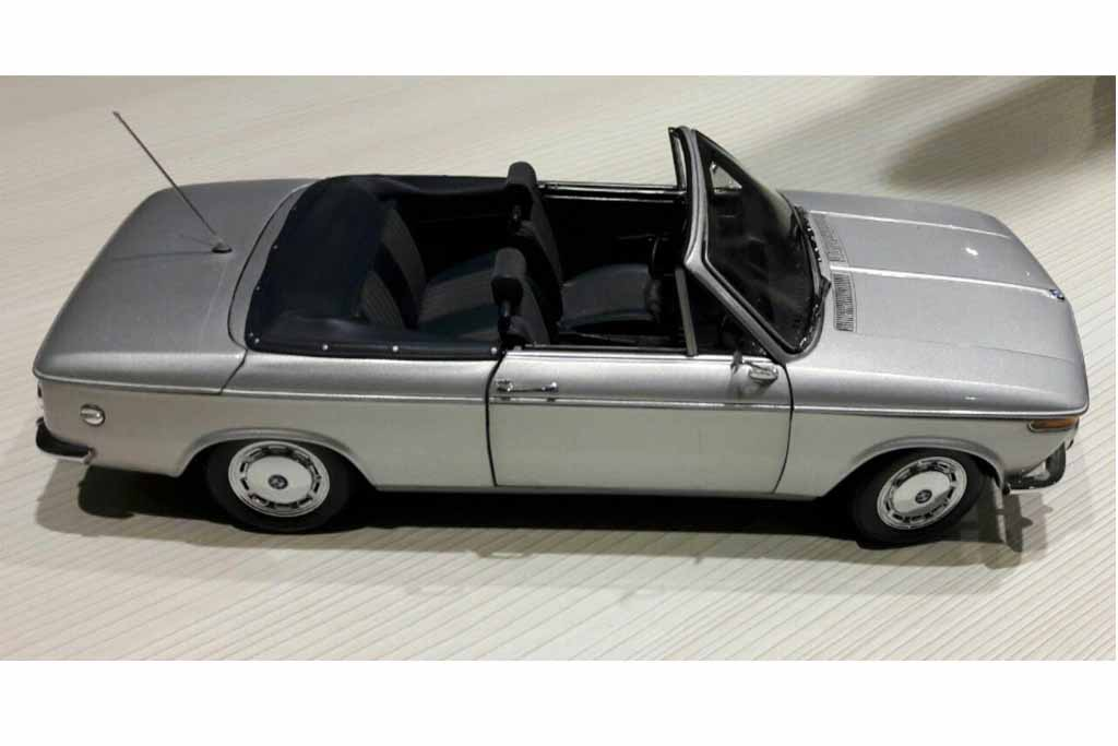 BMW 1600 convertible 1967 By Minichamps (2)