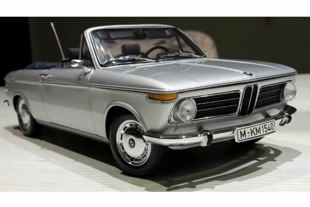 BMW 1600 convertible 1967 By Minichamps (3)