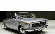 BMW 1600 convertible 1967 By Minichamps