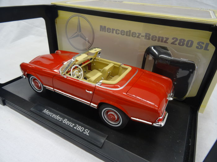 mercedes benz 280sl by norev