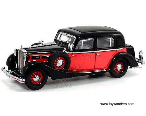 ۱۹۳۵-Maybach-SW35-Hard-Top-Diecast-Model-Toy-Car-det (4)