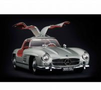 MERCEDES BENZ 300 GULLWING BY MINICHAMPS