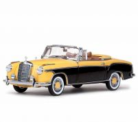 Mercedes Benz 220SE 1958 by sunstar