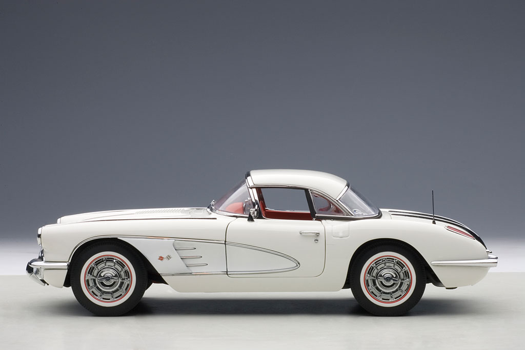 Chevrolet Corvette 1958 By Autoart (3)