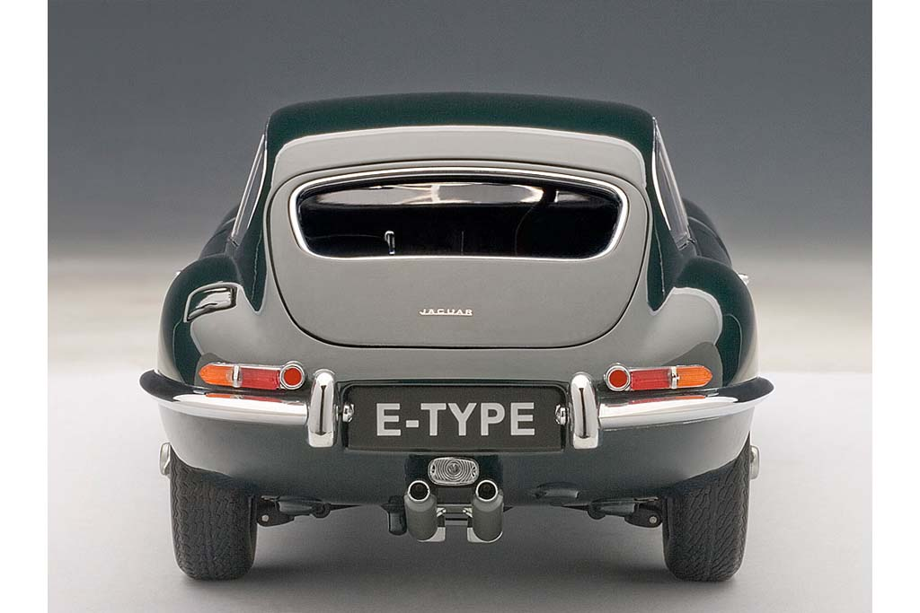 JAGUAR E-TYPE COUPE SERIES I 3 (1)