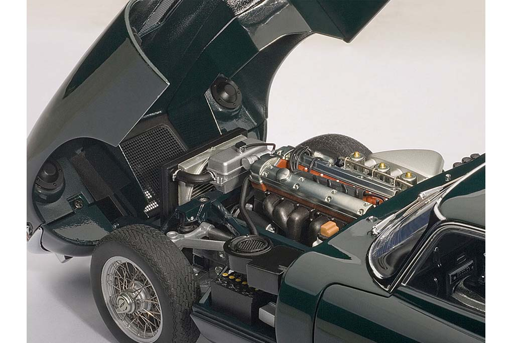 JAGUAR E-TYPE COUPE SERIES I 3 (4)