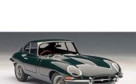 JAGUAR E-TYPE COUPE SERIES I 3.8 by autoart
