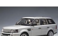 LAND ROVER RANGE ROVER SILVER by AUTOart