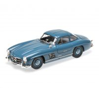 MERCEDES-BENZ 300 SL (W198 I) – 1954 – LIGHT BLUE