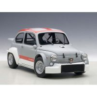 FIAT ABARTH 1000 TCR (MATT GREY/RED STRIPES)