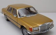 Mercedes Benz 450sel 6.9 w116 Gold  by Norev
