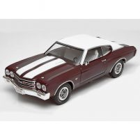 Chevrolet Chevelle ss 1970 by autoworld scale 1.18