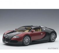 BUGATTI EB 16.4 VEYRON PRODUCTION CAR limited edition 1200 Pcs  Worldwide
