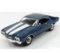 Chevrolet Chevelle SS 454 coupe 1970 by welly scale 1.18