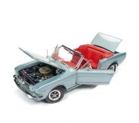 Ford Mustang 1965 Convertible BY autowrld scale 1.18 lemited edition 1000 pcs