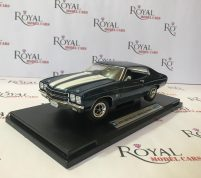 Chevrolet chevelle ss Coupe 1970 by welly scale 1.18