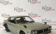 Nissan Skyline 2000 GT-R 1971 (KPGC) BY Kyosho Diecast Model