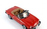 Fiat Spider 124 by autoart
