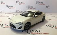 Toyota Gt86 by Autoart Scale 1.18 Diecast model