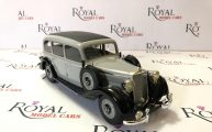 Mercedes Benz 260D Pullman 1937 Berand:Bos Model Scale 1.18