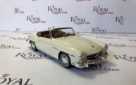 Mercedes Benz 190 SL 1957 by Norev