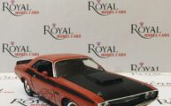 Dodge Challenger T/A 1970 Berand:Highway61 Scale:1.18