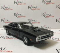 Dodge Charger 1970 Fast&Furious Berand:Green Light Scale:1.18