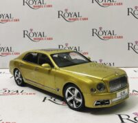 Bentley by Mulliner Berand:Almost real Scale:1.18 Pr