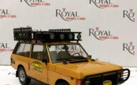 Ramge Rover Camel Trophy 1982 Berand:Almost real Scale:1.18
