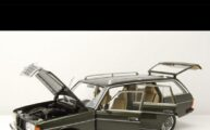 MERCEDES BENZ – E-CLASS 230TE STATION WAGON T-MODEL (W123) 1982