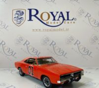 Dodge Charger 1969 Genral Lee by Autoworld