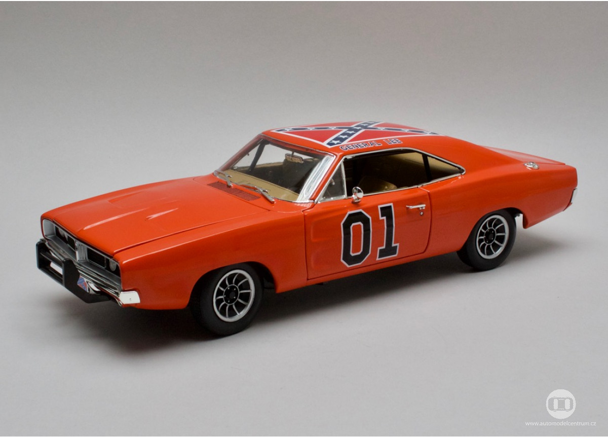 dodge_charger_1969_general_lee_1-18_auto_world_amm964_01