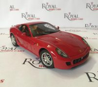 Ferrari 599 GTB by hot wheels elite scale 1.18