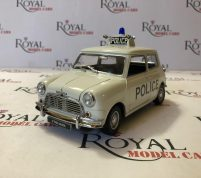 MORRIS – MINI COOPER S 1968 POLICE by Kyousho Scale 1.18