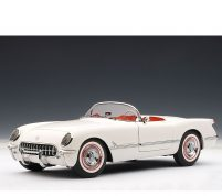 CHEVROLET CORVETTE 1954 by Autoart scale 1.18